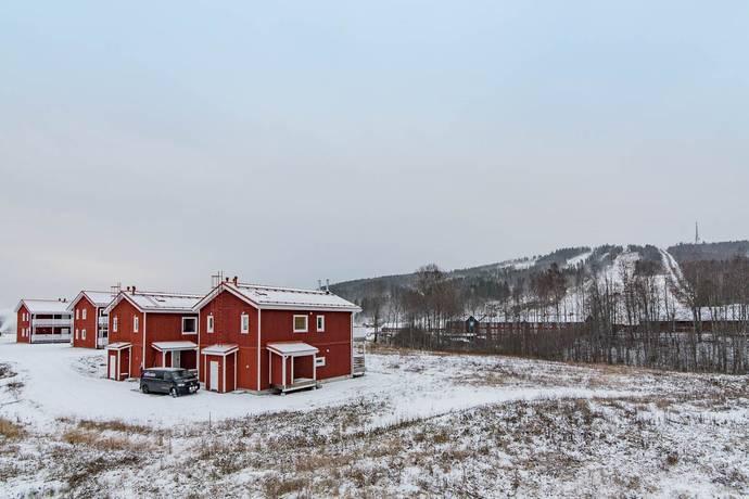 Bild: 4 rum radhus på Karins väg 23A, Sandvikens kommun Kungsberg