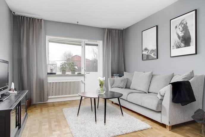 Bild: 2 rum bostadsrätt på Lövstagatan 21B, Örebro kommun Centralt Väster