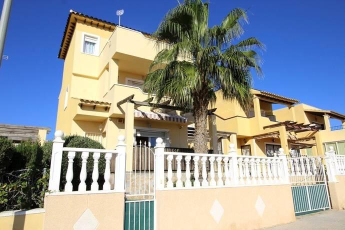 Bild: 4 rum bostadsrätt på Orihuela Costa-Villa Martín, Spanien Costa Blanca