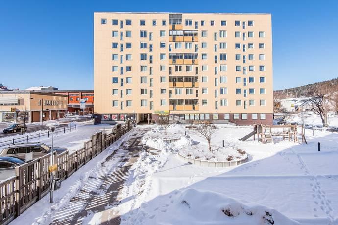 Bild: 4 rum bostadsrätt på Storgatan 56 A, Sundsvalls kommun Centrum