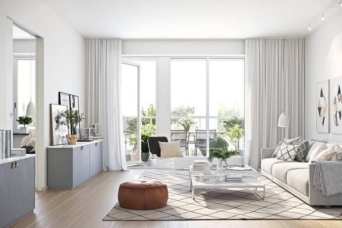 Bild: 4 rum bostadsrätt på Storsjöstråket 12, Östersunds kommun Storsjö Strand