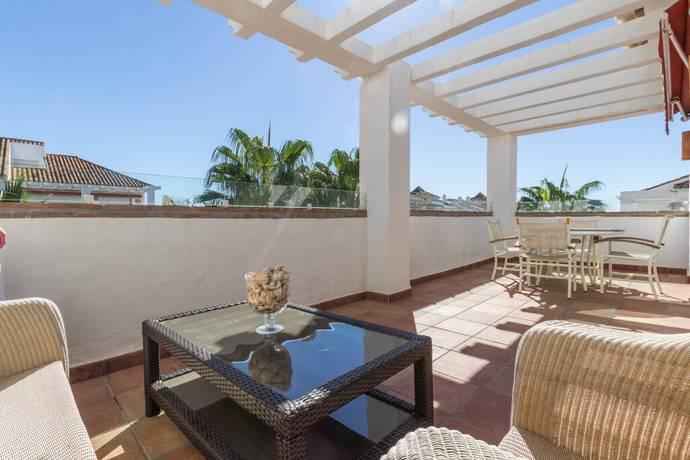 Bild: 4 rum bostadsrätt på Penthouse i Golden Mile, Spanien Marbella - The Golden Mile
