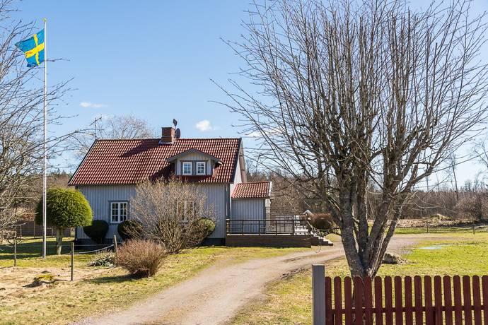 Bild: 4 rum villa på Billa  Dalgård, Växjö kommun Billa