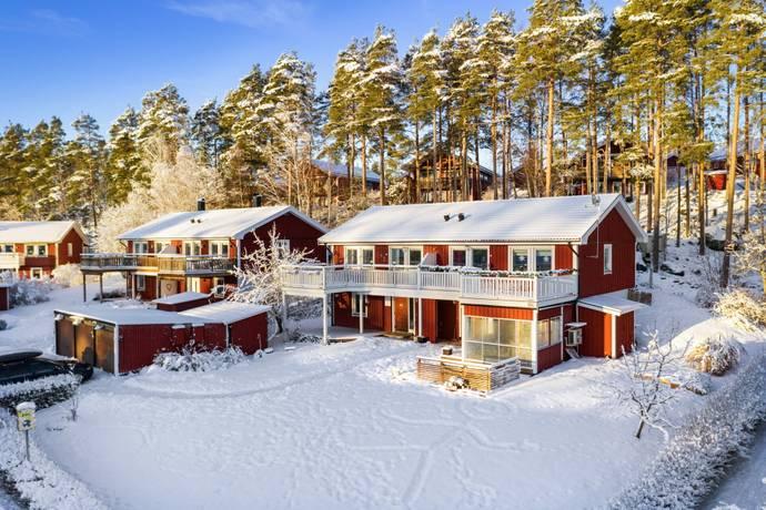 Bild: 4 rum radhus på Rickards Väg 50b, Falu kommun Backberget