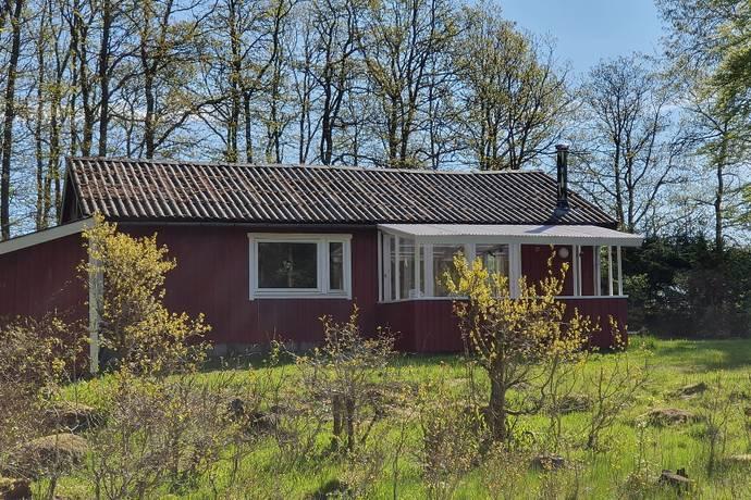 Bild: 3 rum villa på Åsbygget 2, Laholms kommun