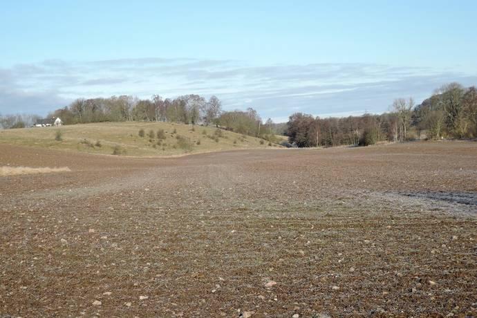 Bild: gård/skog på Åkermark - Tågarp, Helsingborgs kommun Gluggstorp