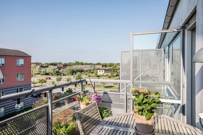 Bild: 3 rum bostadsrätt på Parternas gränd 65, Lunds kommun Norra Fäladen