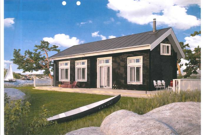 Bild: villa på Ringsjöbaden 2, Eslövs kommun