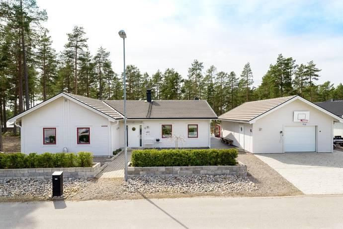 Bild: 6 rum villa på Malhedsvägen 16, Hudiksvalls kommun Hudiksvall - Malnbaden