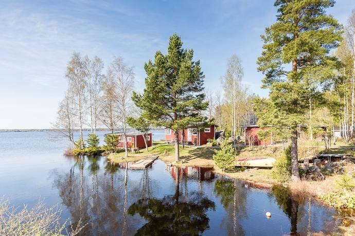 Bild: 2 rum fritidshus på Lindön 49, Gävle kommun Norrsundet / Hamrångefjärden
