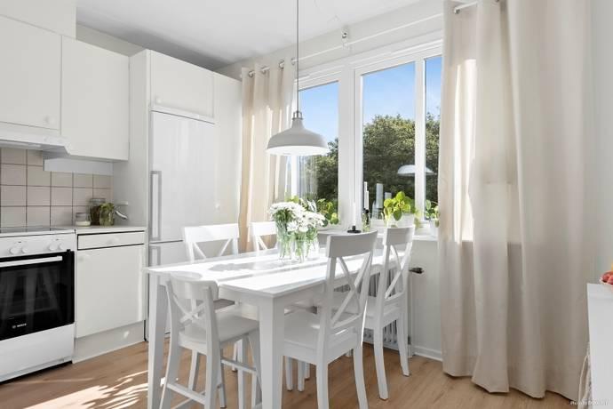 Bild: 3 rum bostadsrätt på Lambergsgatan 1B, Göteborgs kommun Eriksberg