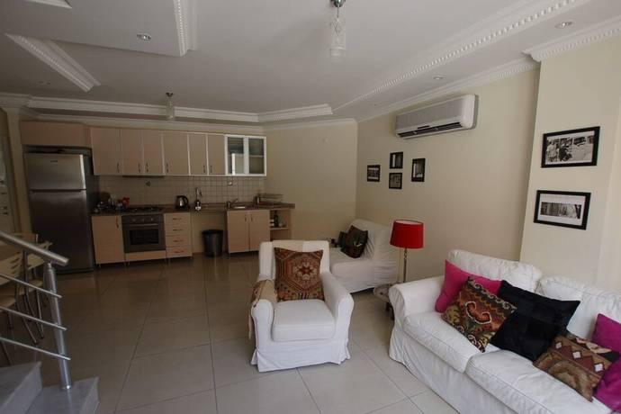 Bild: 3 rum bostadsrätt på Alanya Center Apartment nr.21id 2106, Turkiet Alanya