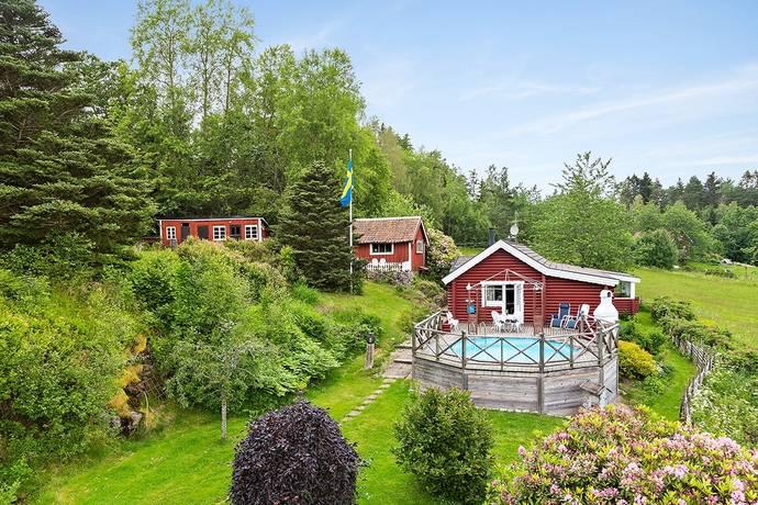 Bild: 4 rum villa på Stora Åsen 150, Lilla Edets kommun Västerlanda