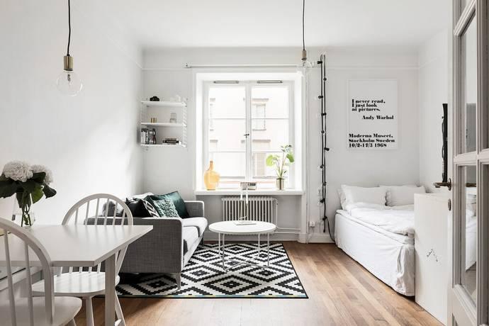 Bild: 1 rum bostadsrätt på Doktor Abelins Gata 4, Stockholms kommun Maria - Södermalm