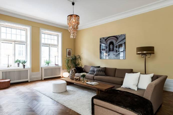 Bild: 5 rum bostadsrätt på Danderydsgatan 28, Stockholms kommun Östermalm