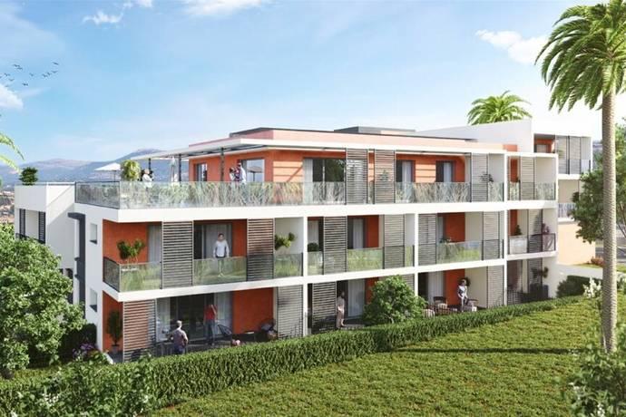Bild: 5 rum bostadsrätt på Nice - Fabron, Frankrike Nice