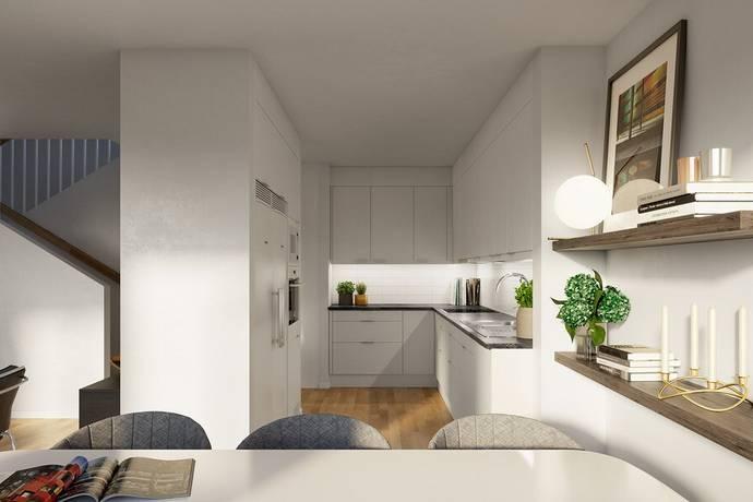 Bild: 6 rum radhus på Hakefjordsgatan 209, Göteborgs kommun
