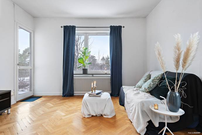 Bild: 2 rum bostadsrätt på Torsvikssvängen 43, Lidingö kommun Torsvik
