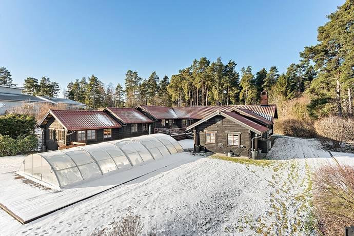 Bild: 4 rum villa på Notholmen 14, Håbo kommun Bålsta - Notholmen/Getberget