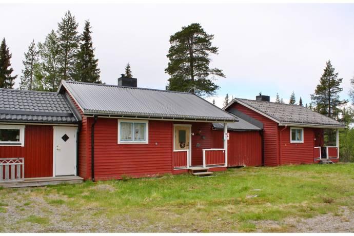 Bild: 2 rum villa på Björnliden 14, Älvdalens kommun Grövelsjön Björnliden