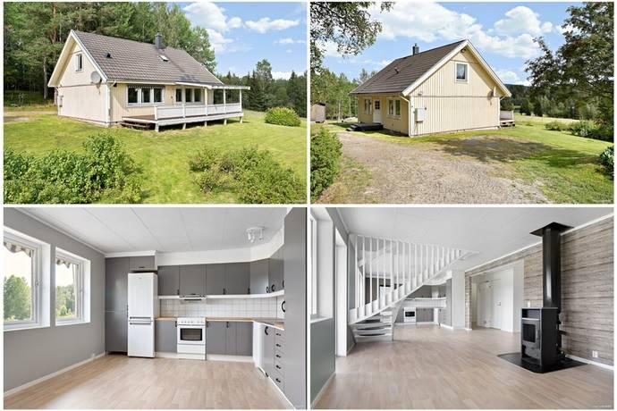 Bild: 5 rum villa på Uland 611, Härnösands kommun Gussjö