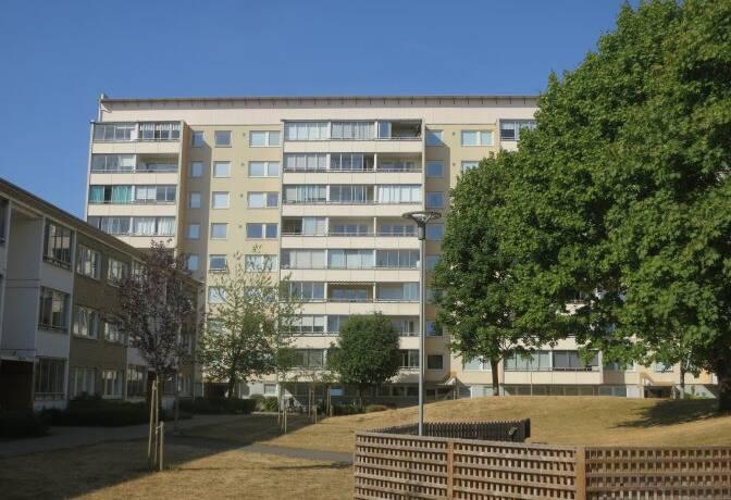 Bild: 3 rum bostadsrätt på Hyacintgatan 41, Malmö kommun