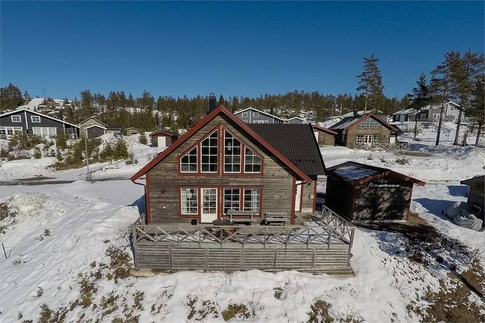 Bild: 7 rum fritidshus på Lohyllan 43, Torsby kommun Branäs