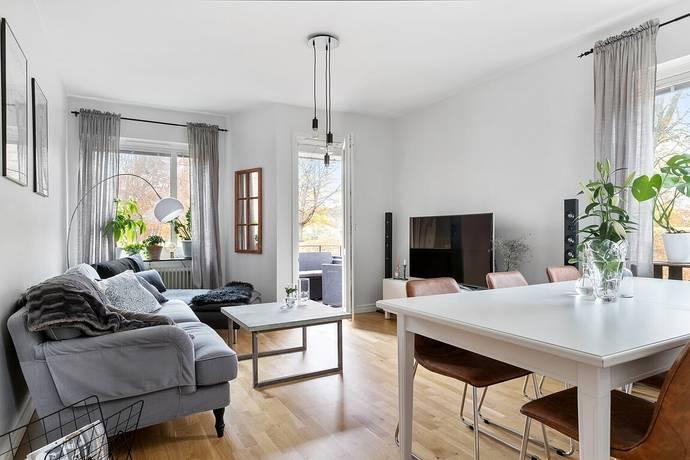 Bild: 3 rum bostadsrätt på Norrsvängen 3 A, Linköpings kommun VALLA