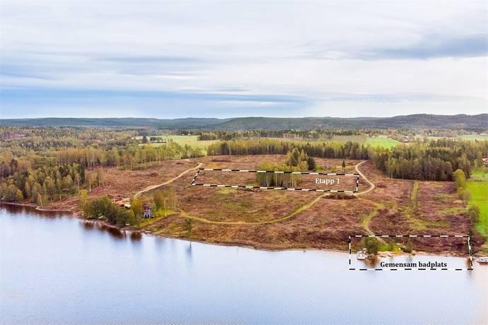 Bild från Östra Ämtervik - Stavik- Sjönära tomter