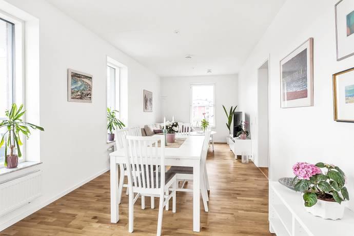 Bild: 4 rum bostadsrätt på Gimogatan 9, Uppsala kommun Luthagen/Stabby