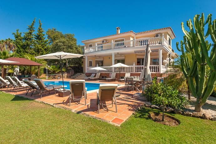 Bild: 6 rum villa på HOT-V5310-SSC, Spanien Marbella
