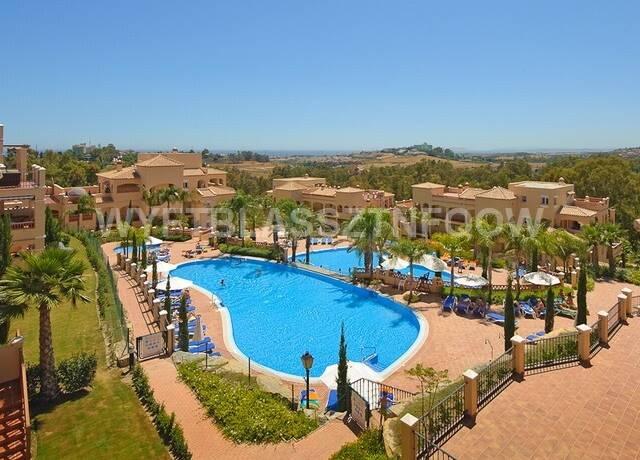 Bild: 3 rum bostadsrätt på Stor fin lägenhet i fantastisk comminty, Spanien Marbella - Atalaya