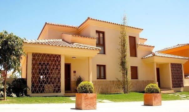 Bild: 4 rum villa på El Higuerón, Spanien El Higuerón / Fuengirola