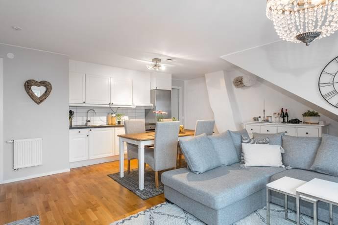 Bild: 2 rum bostadsrätt på Östergatan 16, Strömstads kommun Strömstad