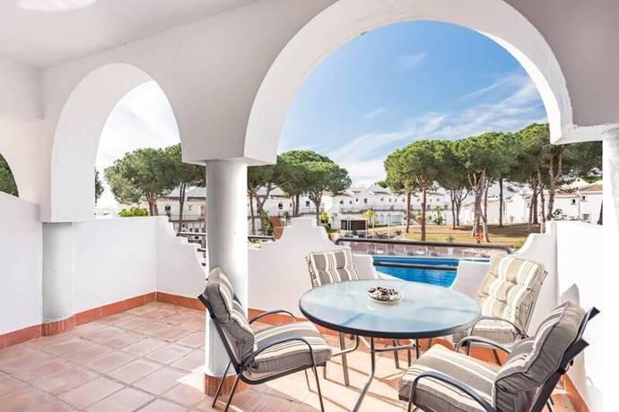 Bild: 3 rum bostadsrätt på Las Chapas, Spanien