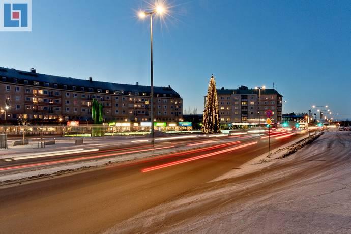 Bild: 4 rum bostadsrätt på Rådhusesplanaden 17 E, Umeå kommun Centrum