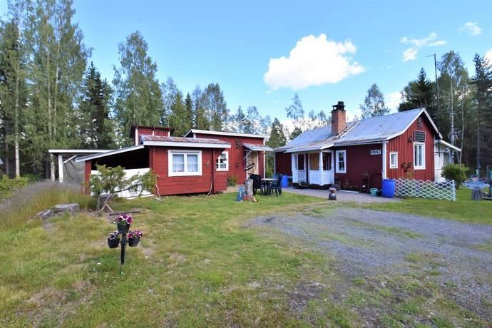 Bild: 2 rum fritidshus på Ijungen 9842, Bollnäs kommun Rengsjö