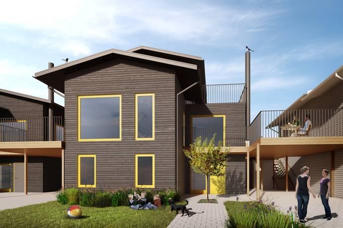 Bild: 181 m² villa på Tunnlandsvägen 100, Jönköpings kommun