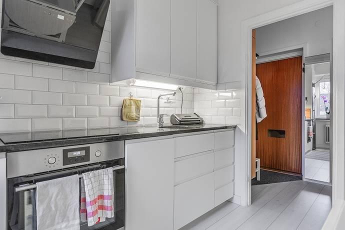 Bild: 1 rum bostadsrätt på Hagagatan 48 B, Norrköpings kommun Haga