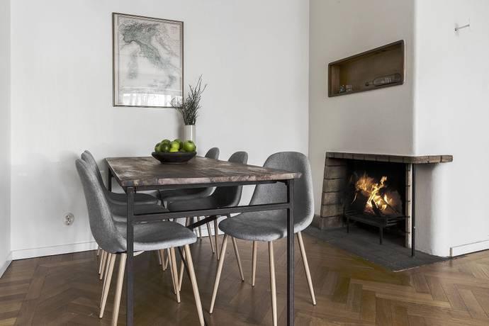 Bild: 3 rum bostadsrätt på Norr Mälarstrand 94, ½ tr, Stockholms kommun Kungsholmen Norr Mälarstrand