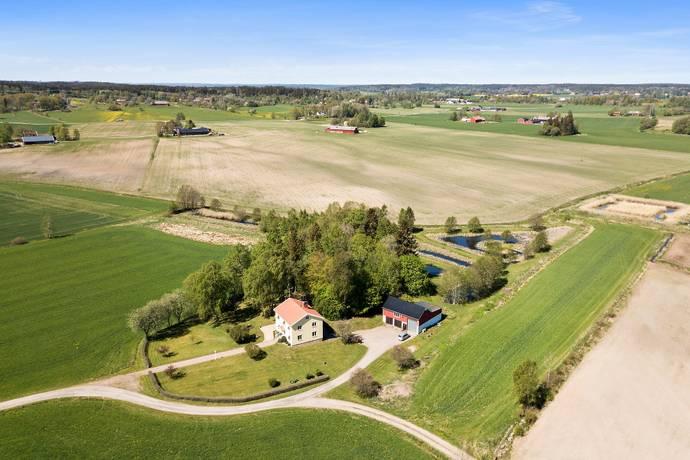 Bild: 7 rum gård/skog på Remmene Björkön 1, Herrljunga kommun