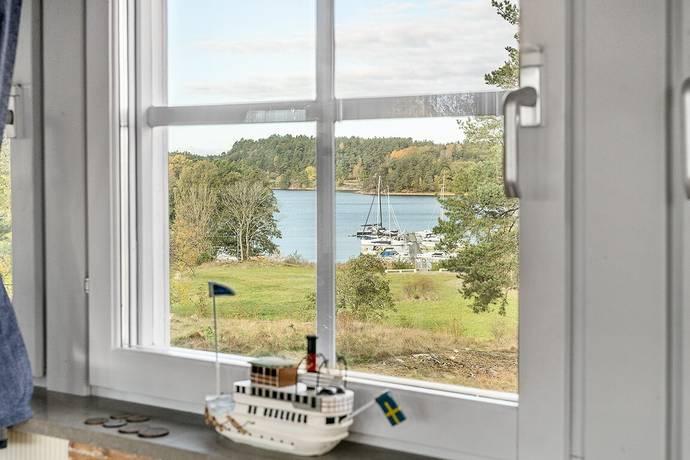 Bild: 3 rum bostadsrätt på Hjalmar Olsons väg 57, Värmdö kommun Gustavsberg Farsta Slottsvik