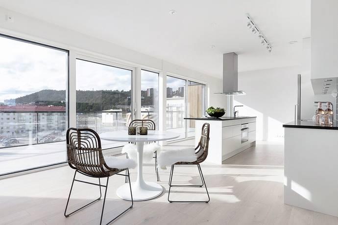 Bild: 5 rum bostadsrätt på Fregattgatan 11, Sundsvalls kommun Norra kajen