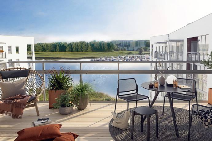 Bild från Tullhomsviken - Etapp 4 - Vid Karlstads skönaste kajläge, Tullholmsviken!