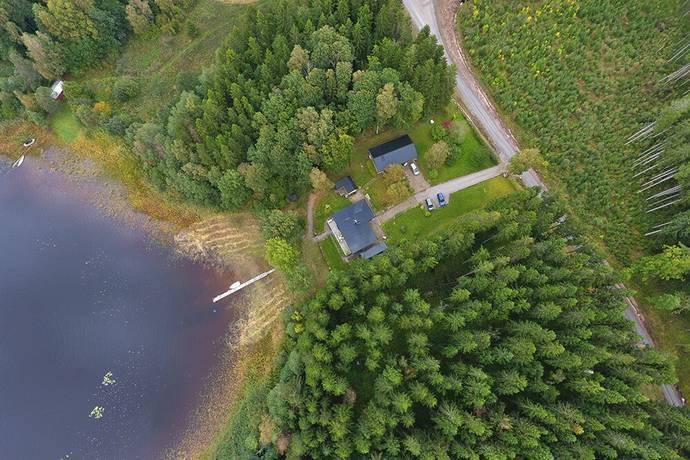 Bild: 3 rum villa på Paradiset - Skog 200, Vänersborgs kommun Dalsland - Västra Götaland