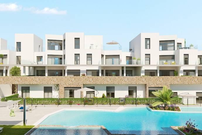 Bild: 4 rum bostadsrätt på Lägenhet i Villamartin, Alicante, Spanien Villamartin