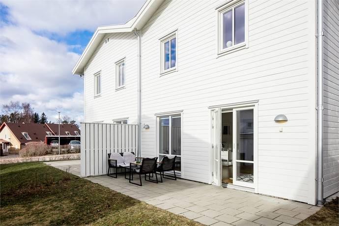 Bild: 4 rum radhus på Gökvägen 6D, Växjö kommun Högstorp