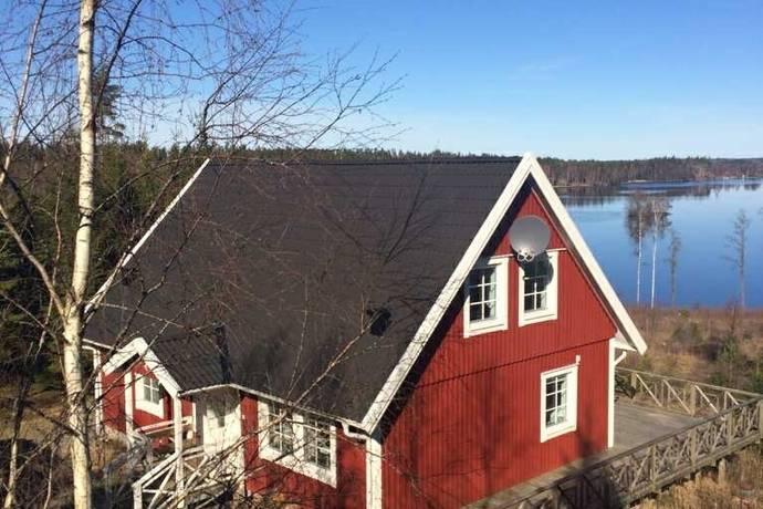 Bild: 5 rum villa på Kusholmen Kålviken 4, Vaggeryds kommun