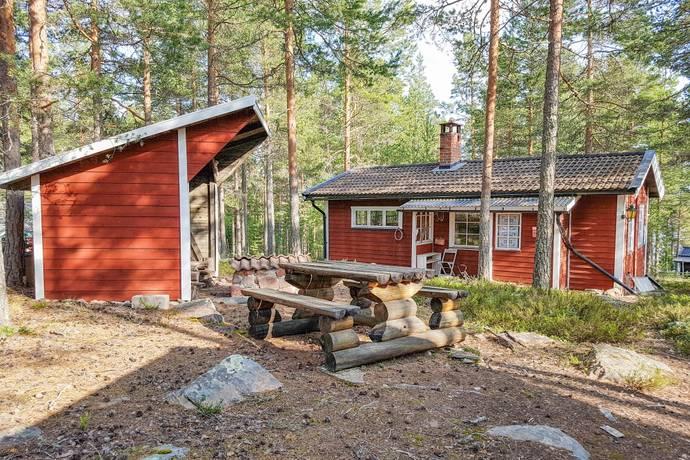 Bild: 2 rum fritidshus på Bergvägen  50, Mora kommun
