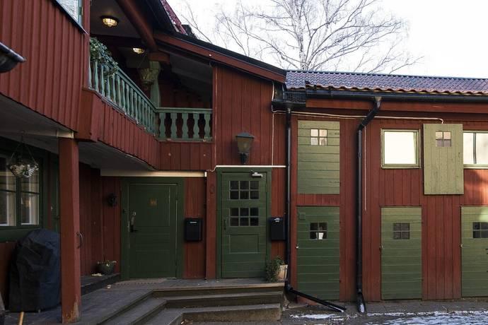 Bild: 4 rum bostadsrätt på Långa gatan 12, Stockholms kommun Östermalm